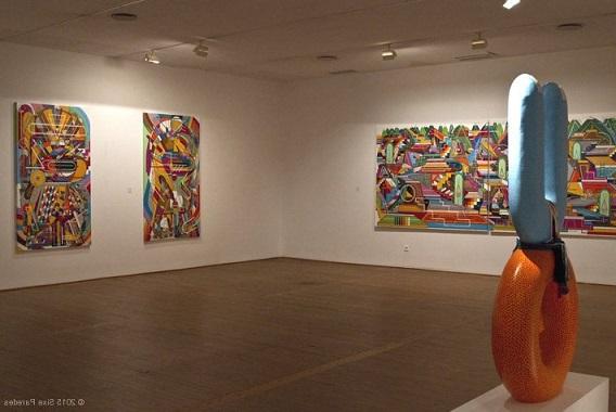 Pinturas y arte andino